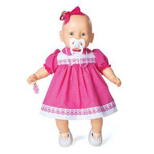 Boneca-Nenezinho-Vestido-Rosa---Estrela