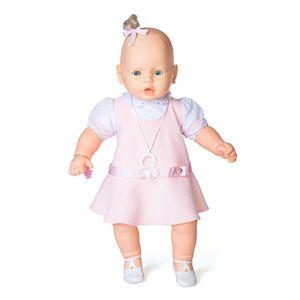 Boneca-Meu-Bebe-Vestido-Rosa---Estrela