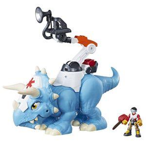 Playskool-Heroes-Chomp-Squad-Doutoratops---Hasbro