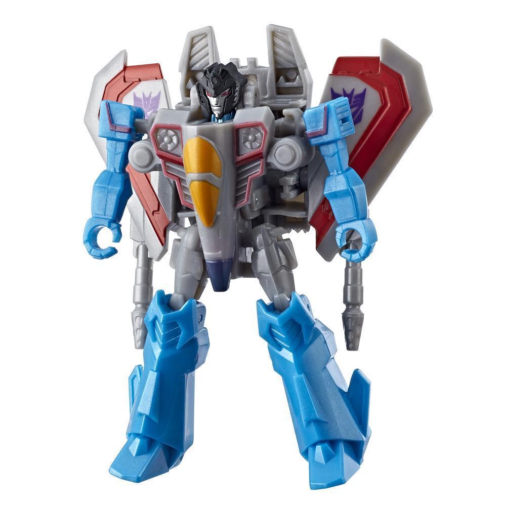 Transformers-Cyberverse-Classe-Scout-Starcream---Hasbro