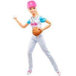 Barbie-Esportista-Jogadora-de-Baseball---Mattel