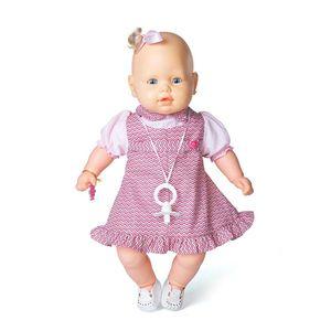Boneca-Bebezinho-Vestido-Rosa---Estrela