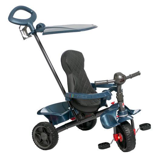 Triciclo-Smart-Reclinavel-Azul---Bandeirante