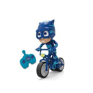 PJ-Masks-Menino-Gato-com-Bicicleta-de-Controle-Remoto---Candide