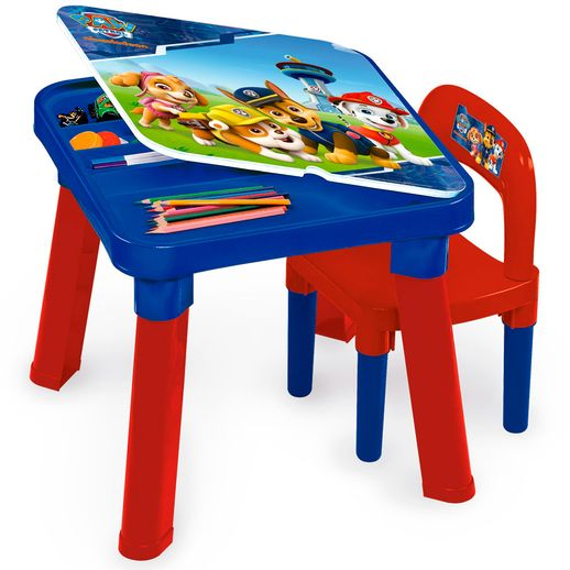 Patrulha-Canina-Mesa-com-Cadeira---Fun-Divirta-se