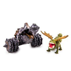 Como-Treinar-o-Seu-Dragao-2-Dragoes-de-Batalha-Gronckle-vs-Gronckle-Cannon---Sunny