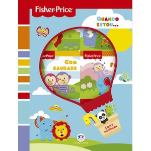 Livro-Fisher-Price-Quando-Estou...---Ciranda-Cultural