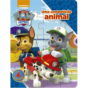 Livro-Patrulha-Canina-Uma-Competicao-Animal---Ciranda-Cultural