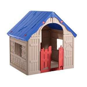 Casinha-Dobravel-Playhouse-Infantil-Portatil---Keter