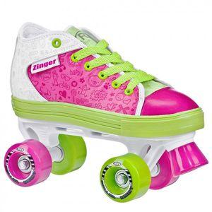 Patins-Quad-Zinger-Girl-36---Roller-Derby