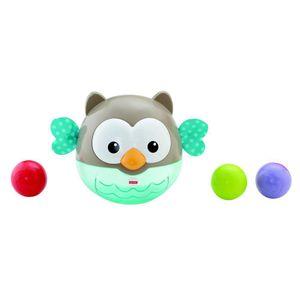 Fisher-Price-Coruja-com-Bolinhas-Coloridas---Mattel