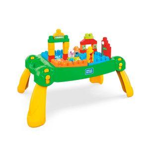Mega-Bloks-Vila-Sesamo-Mesa-de-Atividades---Mattel