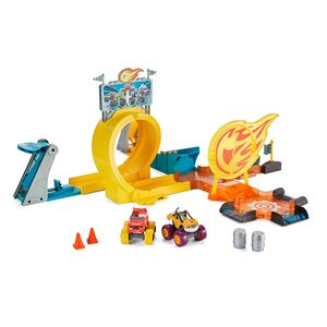Fisher-Price-Blaze-Monster-Machines-Playset-City---Mattel