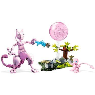 Mega Construx Pokemon Mew Vs Mewtwo Mattel Toymania