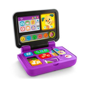 Fisher-Price-Meu-Primeiro-Laptop---Mattel