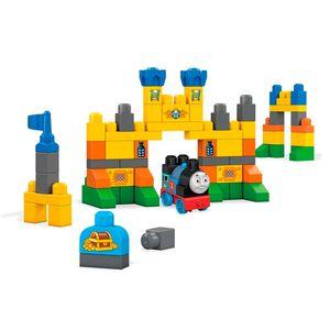 Mega-Bloks-Thomas-e-Seus-Amigos-Castelo-do-Thomas---Mattel