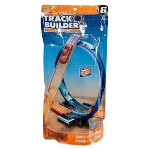 Hot-Wheels-Acessorio-de-Pista-Track-Builder-Looping---Mattel-
