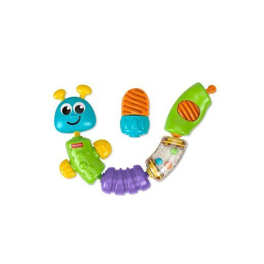 Fisher-Price-Snap-Lock-Catterpillar---Mattel