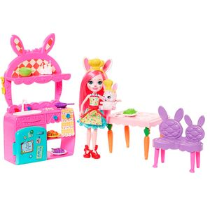 Enchantimals-Comodos-da-Casa---Cozinha-Alegre-e-Boneca-Bree-Bunny---Mattel
