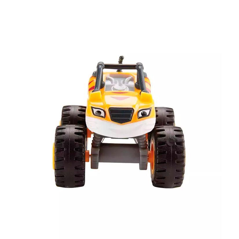 a10f65dd38 Fisher Price Blaze Monster Machines Veículo Básico Stripes - Mattel ...