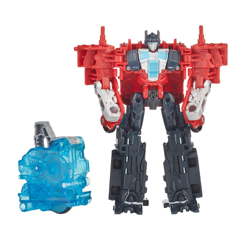 Transformers--Bumblebee---Energon-Igniters-Power-Plus-Series-Optimus-Prime---Hasbro