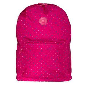 Mochila-Escolar-Feminina-com-Estrelinhas-Rosa---Clio-Style