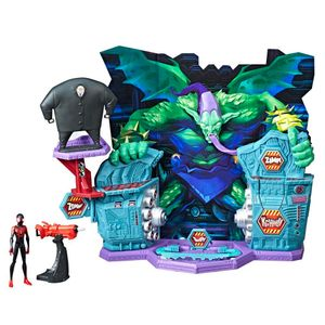 Homem-Aranha-no-Aranhaverso--Playset-Super-Collider-Miles-Morales---Mattel