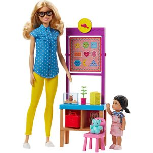 Barbie-Profissoes-Professora---Mattel