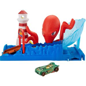Hot-Wheels-City-Playset-Octopus-Pier-Attack---Mattel