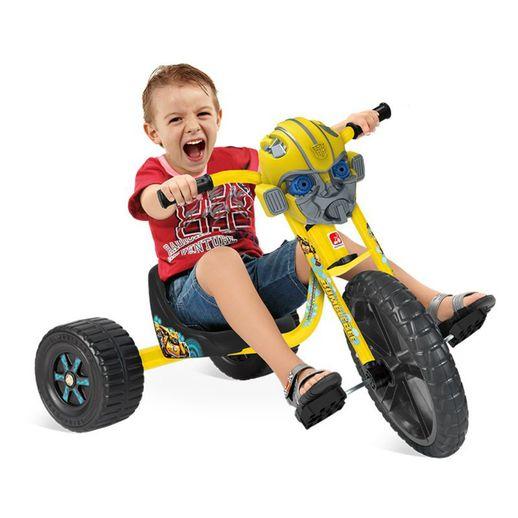 Triciclo-Velotrol-Transformers---Bandeirante