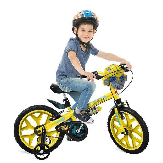 Bicicleta-Aro-16-Transformers---Bandeirante