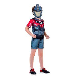 Fantasia-Infantil-Transformers-Optimus-Prime-Curto-M---Rubies