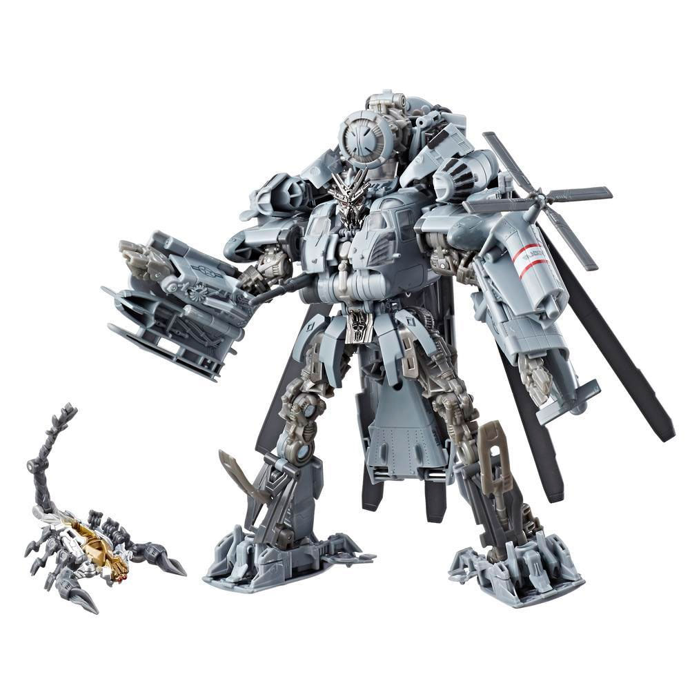 Transformers-Studio-Series-08-Lider-Classe-Filme-1-Decepticon-Blackout---Hasbro-