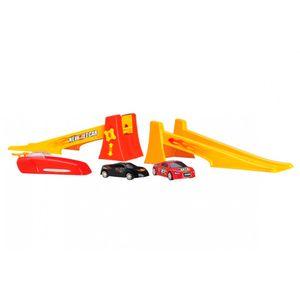 Conjunto-de-Carrinhos-com-Lancador-New-Jet-Car---Roma-Jensen