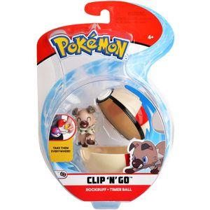 Pokemon-Pokebola-Clip-N-Go-com-Clips-Rockruff---DTC