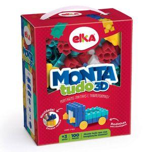 Monta-Tudo-3D-100-Pecas---Elka