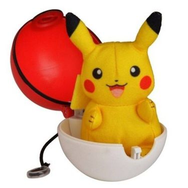 Pokemon Pop Pokebola Pikachu Dtc Toymania Toymania Mobile