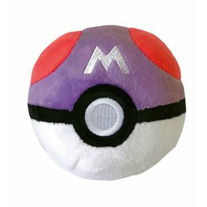 Pokemon-Pelucia-Pokebola-Mestra---DTC