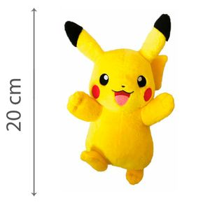 PokemonPeluciaPikachu20cmDTC