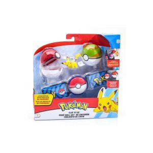 Pokemon-Conjunto-de-Cinto-Pikachu---DTC