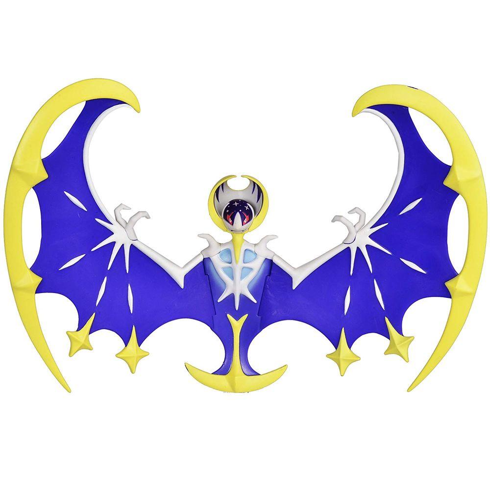 pokemon lendários lunala 30 cm dtc toymania toymania