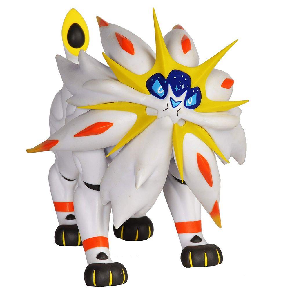 pokemon lendários solgaleo dtc toymania toymania