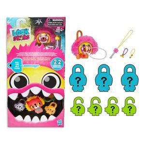 Conjunto-Cadeado-Lock-Stars-Multipack---Hasbro