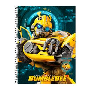 Caderno-Espiral-Capa-Dura-Bumblebee-Zoom-160-Folhas---Tilibra