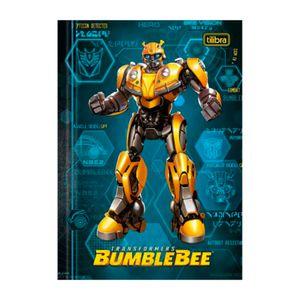 Caderno-Brochura-Capa-Dura-Bumblebee-1-4-80-Folhas---Tilibra