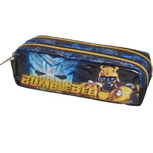 Estojo-Duplo-Simples-Transformers-Bumblebee-Glitch---Pacific