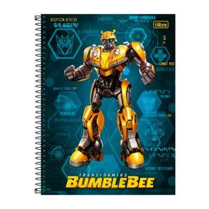 Caderno-Capa-Dura-Universitario-Bumblebee-256-Folhas---Tilibra