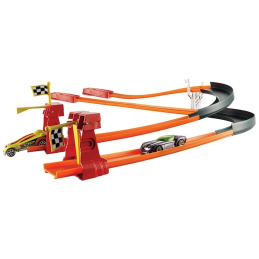 Hot-Wheels-Pista-Corrida-de-Rally-Turbo---Mattel