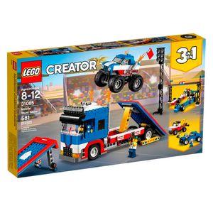LEGO-Creator-31085-Espetaculo-de-Acrobacias-Movel---Lego