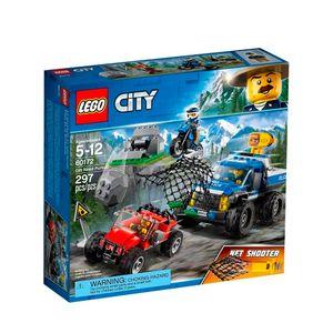 LEGO-City-60172-Perseguicao-na-Estrada-de-Terra---Lego